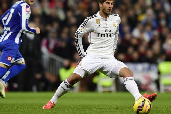 Silva entró a la cancha al minuto 71 en sustitución de Illarramendi y se...
