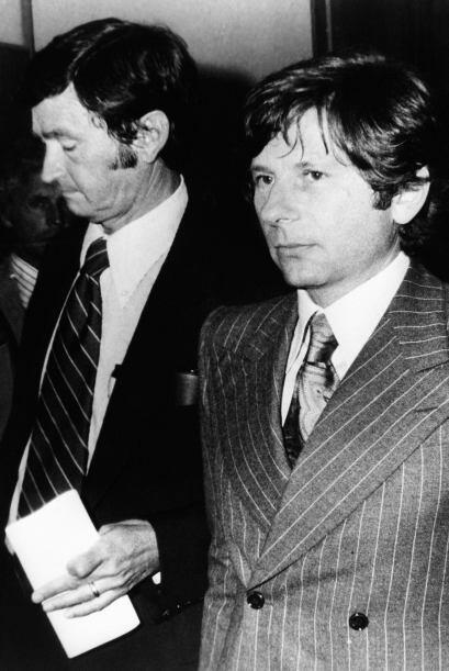 El director Roman Polanski fue arrestado y acusado por abuso sexual en c...