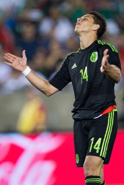 Hernández también se lamentaba por las falla que se dejaba...