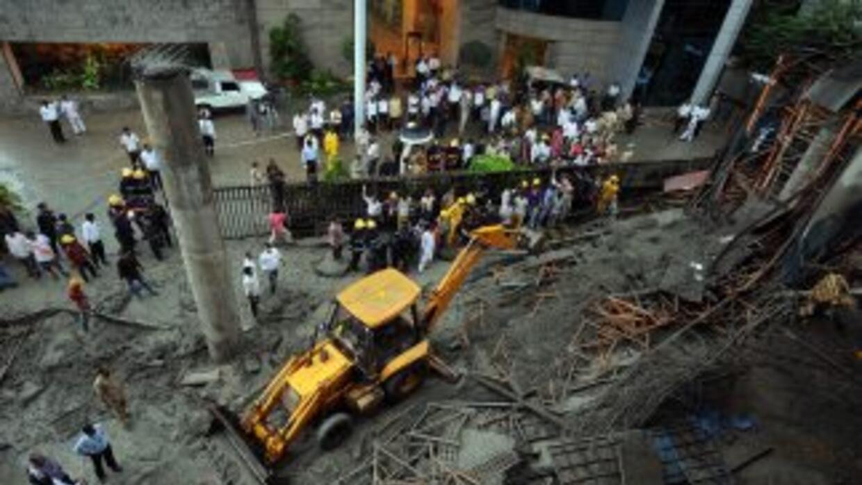 Incendio en la India dejó al menos 36 muertos. (Foto de Archivo)