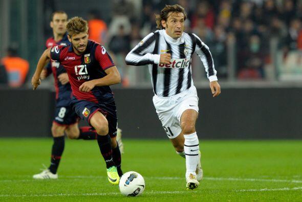 Pirlo ya ha sido campeón del mundo en Alemania 2006 y ganó medalla de br...