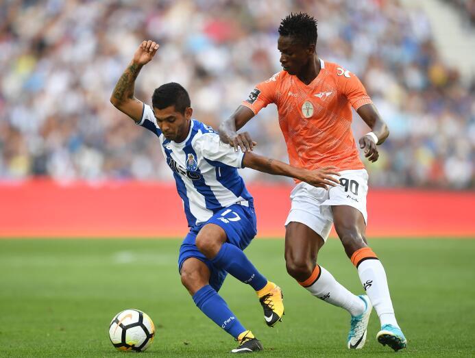 Liga NOS / Porto [3]-0 Moreirense: el único titular de los mexicanos fue...