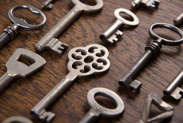 Tauro ¡Busca una llave! Saca copia de una llave de tu casa y cuélgala de...