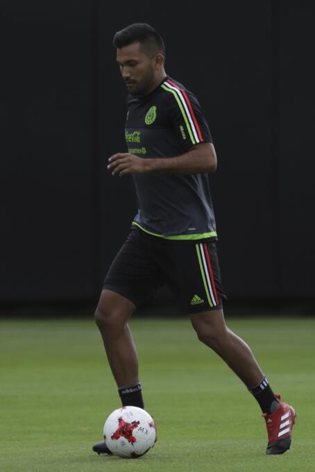 El otro 'Tri': México tuvo su primer entrenamiento como preparación para...