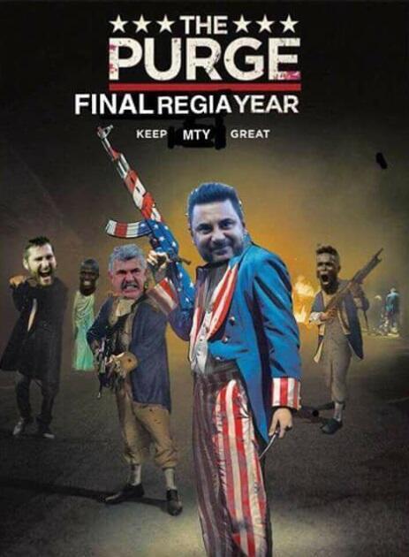 Memes Clásico Regio final