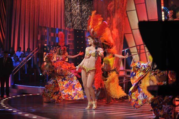 La gran final de Diva Latina estuvo inspirada en canciones súper rítmica...