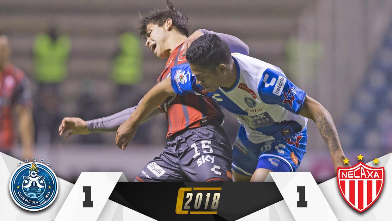 Necaxa se mete al Cuauhtémoc despues de golear a Monterrey.