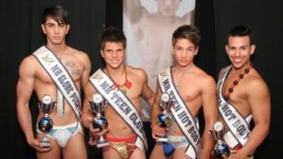 Christopher Gutiérrez, Héctor Archilla, Gabier Picón y José Molina ganar...