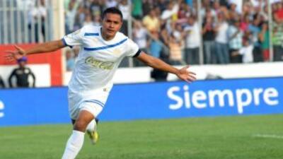 Con un doblete de Roger Rojas y un gol de penal de Juan Carlos García, O...