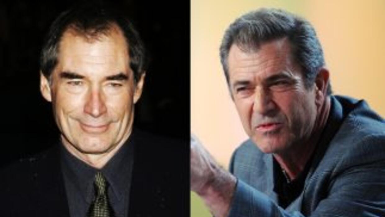 Timothy Dalton ha rehusado comentar sobre los exabruptos de Mel Gibson c...