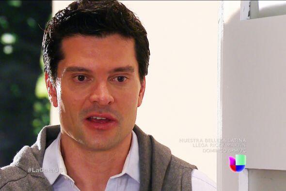 Sí que nos llevamos una inmensa sorpresa Javier, Vicky es la mujer que s...