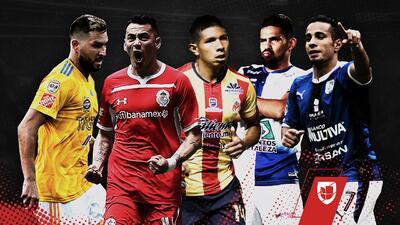 ¡La Liga MX está que arde! Quedan tres plazas en la Liguilla y cinco equipos siguen vivos
