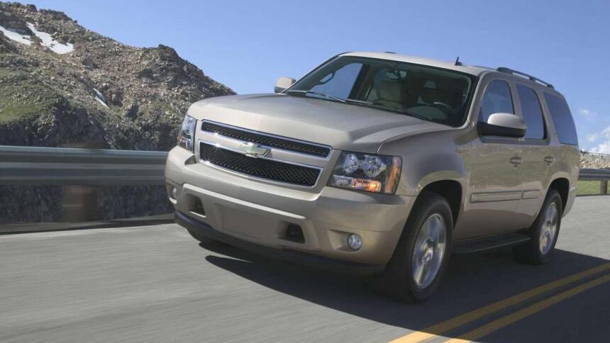 Estos son los autos más confiables de Estados Unidos Chevrolet-Tahoe-200...