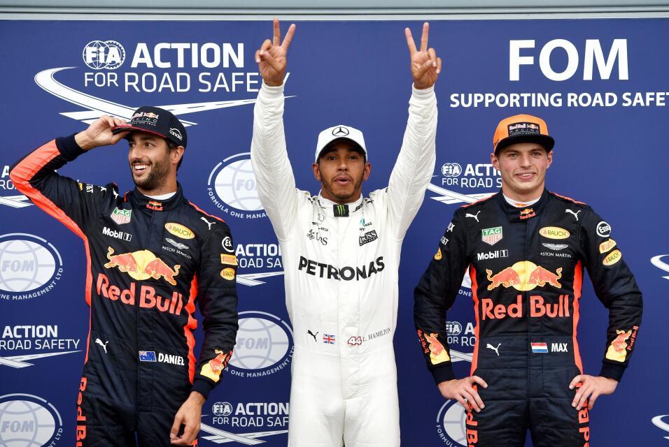 Hamilton bate el récord de 'poles' de Schumacher y saldrá primero en Mon...