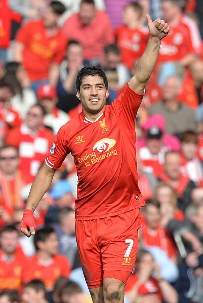 Otro que comienza a sonar con fuerza es el uruguayo Luis Suárez. Su gran...