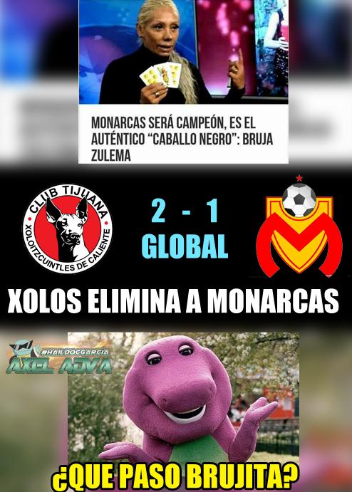 Atlas y Morelia protagonizaron las burlas en las redes sociales tras su...