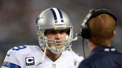 Jason Garrett mantiene la esperanza que Tony Romo lo lleve a playoffs (A...