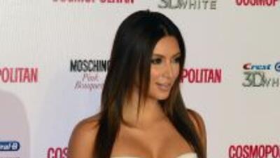Kim Kardashian en México