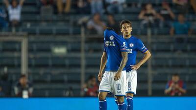 Cruz Azul continúa sin ganar como local en el CL-2018