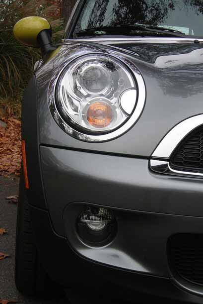 Otros elementos de diseño se mantuvieron igual a los autos de gasolina c...
