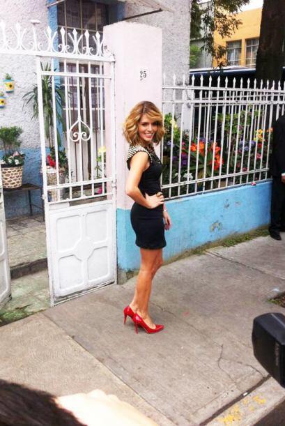 Claudia Álvarez encarnará a una de las hermanas de Marjorie dentro de la...