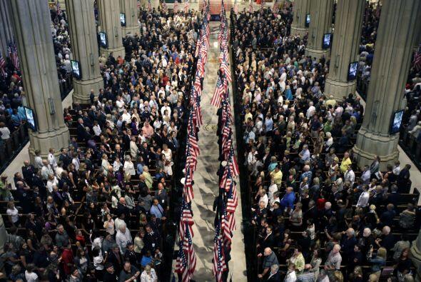 Bomberos del 9/11 honrados en San Patricio cfcc80d02a64447c9c6fccb986478...