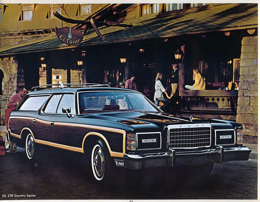 ¿Quién recuerda a la station wagon? 1977%20Ford%20Wagons-11.jpg