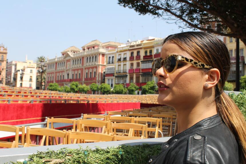 Estas son las fotos más bellas de Clarissa Molina en Sevilla IMG_4354.JPG