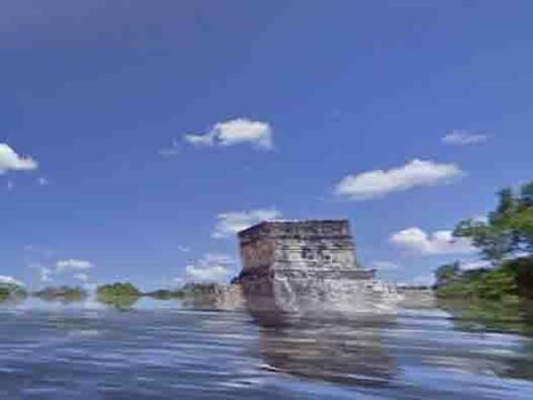 La organización worldunderwater.org publicó varias fotogra...