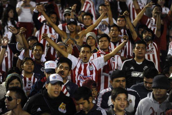 En México muchas miradas estarán puestas en las Chivas de Guadalajara. L...