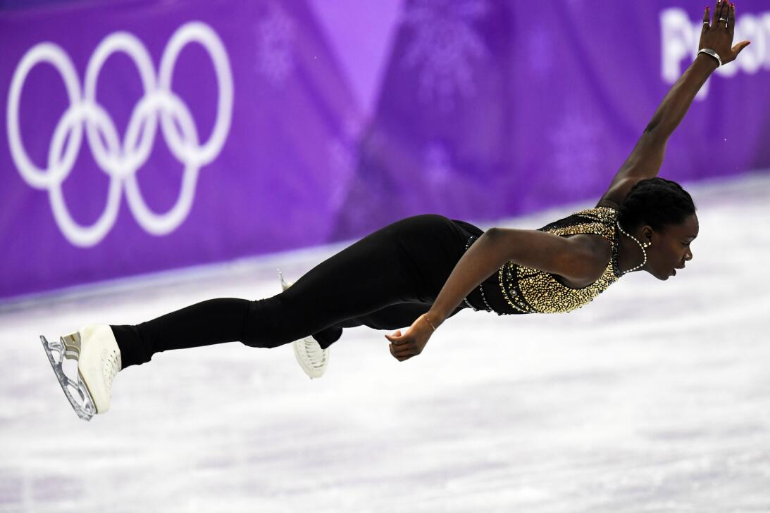 Pura belleza y elasticidad: las mejores imágenes de las competidoras del...