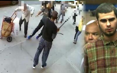 Arrestan al sospechoso de agredir a un hombre de 91 años de edad con un...