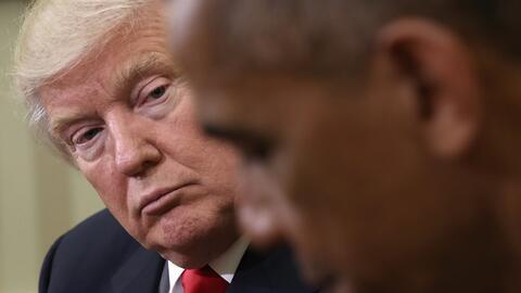 El presidente electo Donald Trump prometió eliminar todas las acc...
