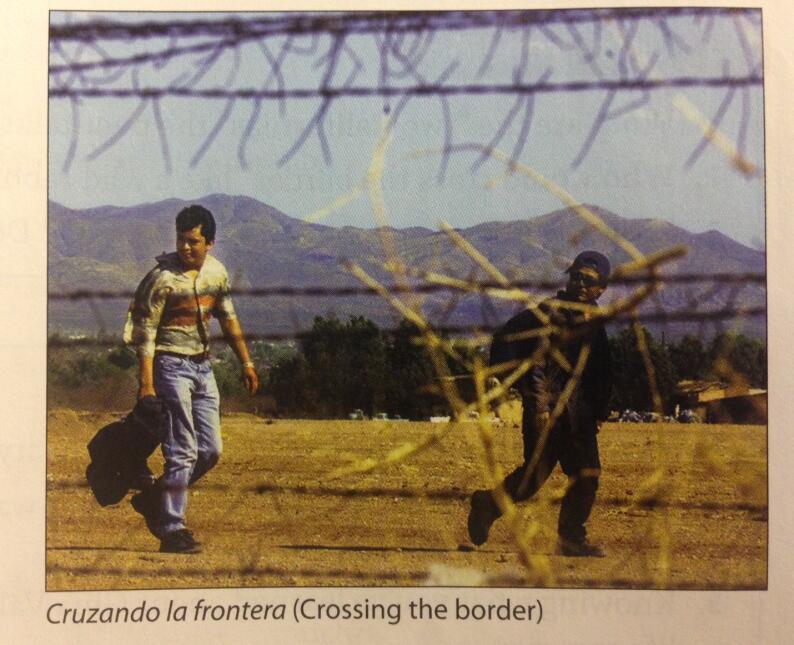 De manera indocumentada entraron 'muchos' inmigrantes hispanos, una ment...