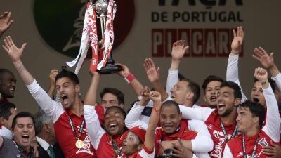 El Porto se queda sin títulos al perder la final de Copa de Portugal en penales ante Braga