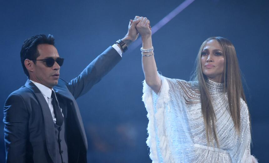 Jennifer Lopez Latin GRAMMY