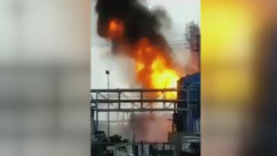 Una fuga de gas causa explosión en fábrica de plástico de Texas: hay 22 heridos