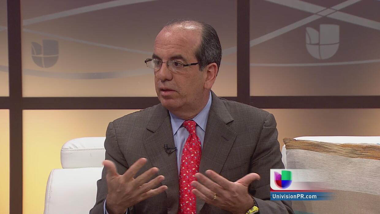 Aníbal Acevedo Vilá, exgobernador de Puerto Rico