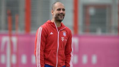 El estratega del Bayern Munich ya prepara el duelo con su ex equipo.