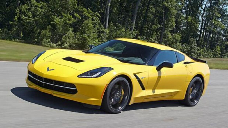El nuevo Corvette mejoró en todos los sentidos.