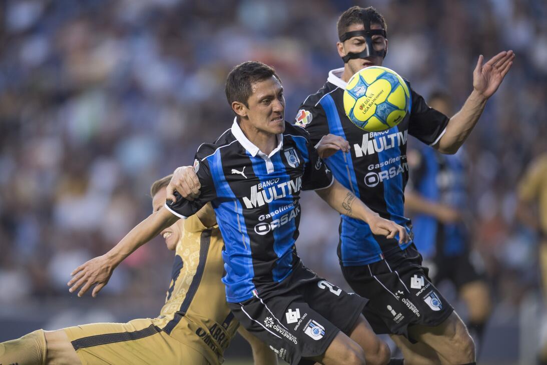 El argentino Neri Cardozo acaba su préstamo de un año en Querétaro y se...