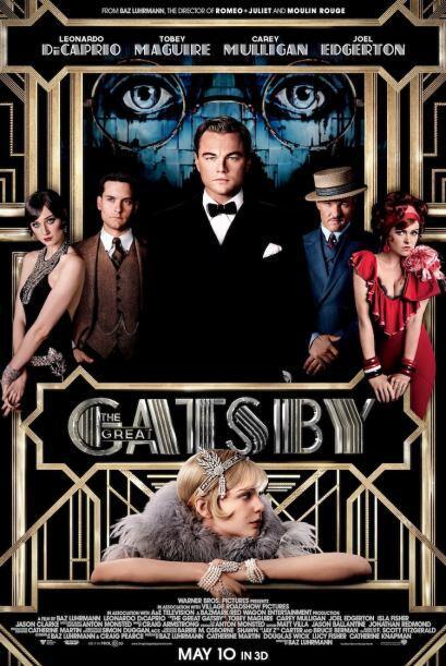 """El Gran Gatsby"": es una adaptación fílmica de la novela homónima de F...."