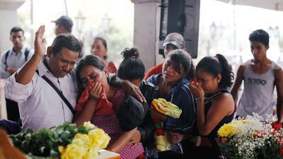 📸 La dolorosa despedida a las víctimas del volcán de Fuego en Guatemala