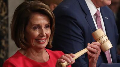 ¿Cómo llegó Nancy Pelosi a ser la mujer más poderosa de EEUU? 6 cosas que debes saber de la nueva presidenta de la Cámara de Representantes
