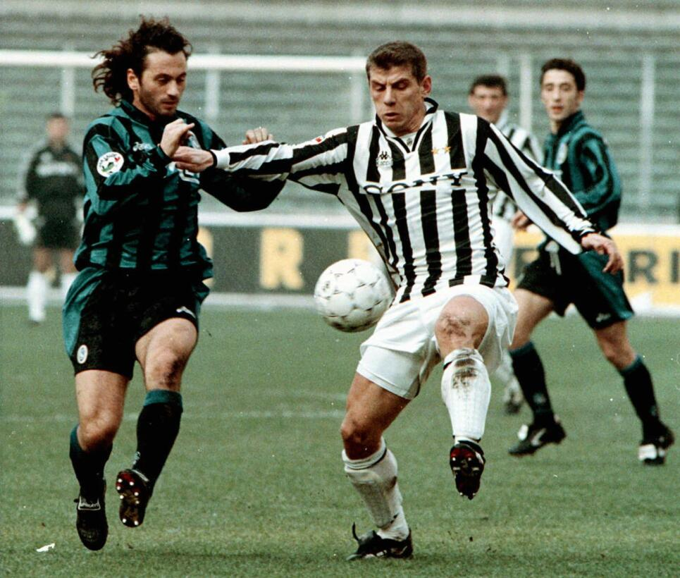 Mónaco-Juventus, una relación de larga data y varios cracks AP_970112016...