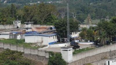 Cárcel El Boquerón en Guatemala.