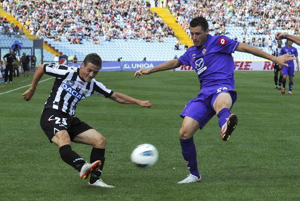 Pero con la misma cantidad de puntos que Juventus también está el Udines...
