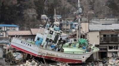 De acuerdo con el gobierno japonés, las pérdidas podrían ascender a $309...