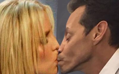 Marc Anthony reencontró el amor en una modelo dominicana más joven que s...