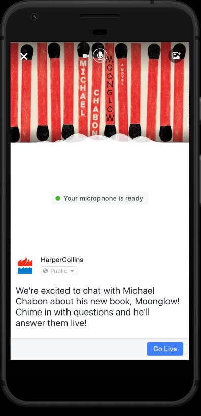 Facebook lanza su nueva función con alianzas con la cadena de noticias B...